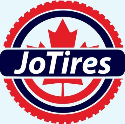 JoTires - Tire Dealer Equipment & Supplies - 905-696-8473