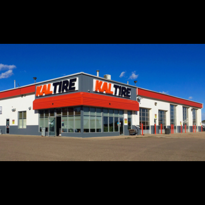 Kal Tire - Tire Retailers - 780-384-3665