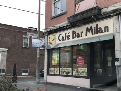 Café Bar Milan - Restaurants - 514-767-3135