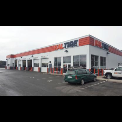 Kal Tire - Tire Retailers - 604-795-3388