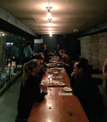 Salt Tasting Room - Tapas Restaurants