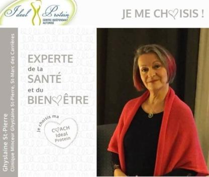Ghyslaine St-Pierre Laser et Électrolyse - Hairdressers & Beauty Salons - 581-325-8282