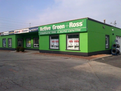 Active Green Ross - Tire Retailers - 905-770-7988