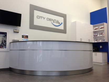 City Dental - Traitement de blanchiment des dents - 416-845-5500