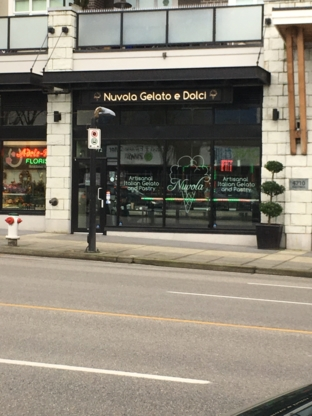 Nuvola Gelato Inc - Ice Cream & Frozen Dessert Stores - 778-379-8634