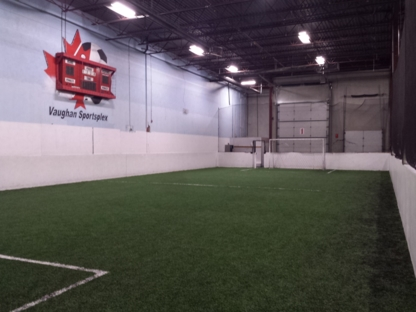 View Vaughn Sportsplex Inc's Brampton profile