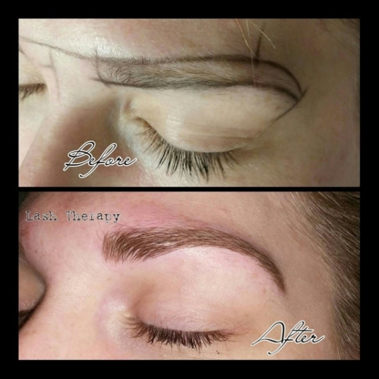 Lash Therapy - Hairdressers & Beauty Salons - 780-441-5655
