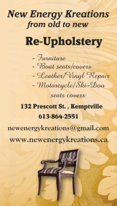 New Energy Kreations - Upholsterers