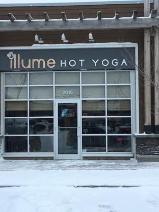Illume Hot Yoga - Écoles et cours de yoga - 403-454-9642
