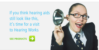 Hearing Works - Hearing Aids - 416-463-7771