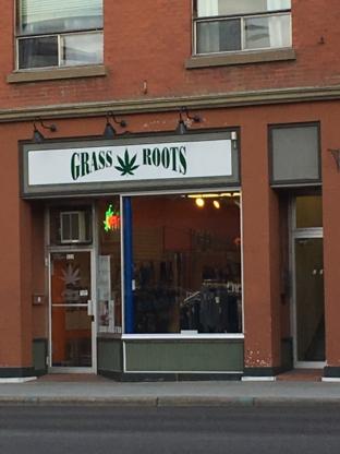 Grassroots-Hemp Store - Produits de chanvre - 403-270-2193