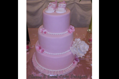Classy & Sweet Cake Designs - Bakeries - 416-473-8887