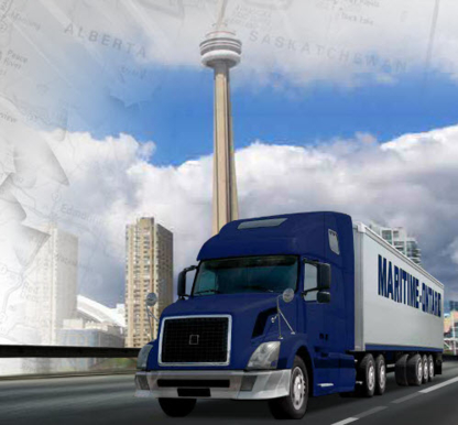 Maritime Ontario Freight - Transportation Service - 905-799-3969