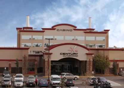 Century Casino Edmonton - Casinos