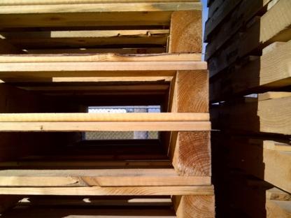 South-East Pallet & Wood Products - Palettes et patins
