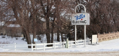 Bills Electric Coaldale Ltd - Electricians & Electrical Contractors - 403-345-3639