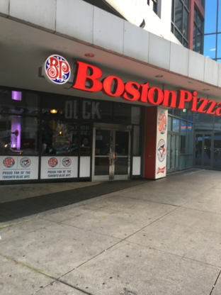 Boston Pizza - Pizza et pizzérias - 416-593-8555