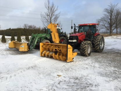 Metzger Agri Inc - Snow Removal