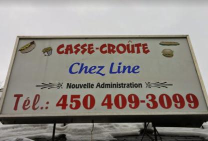 Chez Line - Fondue - 450-409-3099