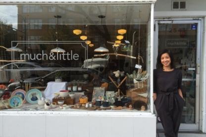 Much & Little - Gift Shops