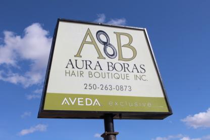 Aura Boras Hair Boutique Inc. - Hairdressers & Beauty Salons - 250-263-0873