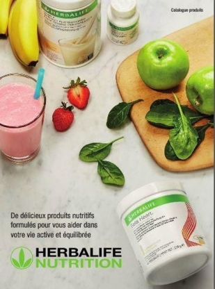 Herbalife Caroline Morin Distributrice Indépendante depuis 1994 - Weight Control Services & Clinics - 514-996-3630
