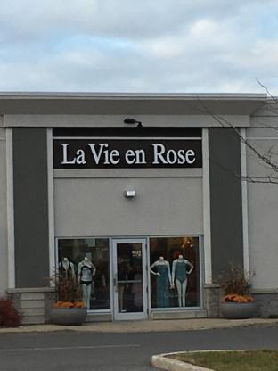 La Vie en Rose - Lingerie Stores