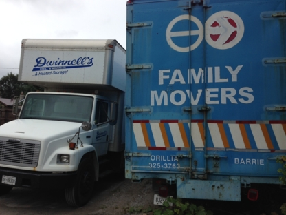 Family Movers Ltd - Moving Services & Storage Facilities - 705-722-6740