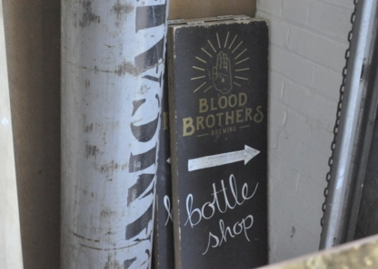Blood Brothers Brewing - Brewers