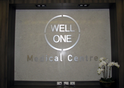 WellOne Medical - Cliniques médicales - 647-748-5663