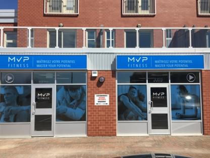 Mvp Fitness Inc - Salles d'entraînement - 506-204-0955