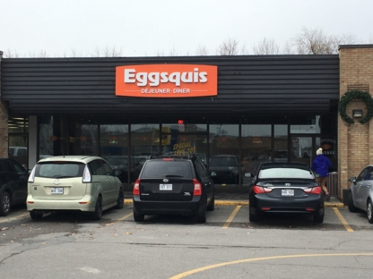 Restaurant Eggsquis - Restaurants - 450-446-4664