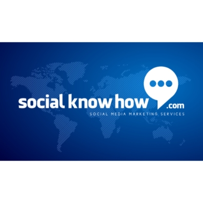 Social Know How - Internet Product & Service Providers - 416-930-6581