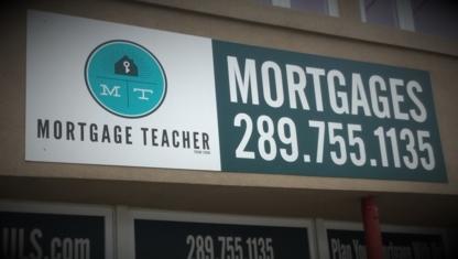 Mortgage Teacher Ltd - Mortgages - 289-755-1135