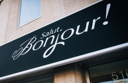 Resto Bar Salut Bonjour - Restaurants
