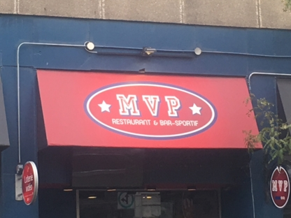 M V P Restaurant & Bar Sportif - Restaurants - 514-875-7171