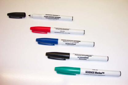GA International - Étiquettes - 450-973-9420