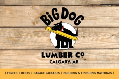 Big Dog Lumber Co Ltd - Construction Materials & Building Supplies