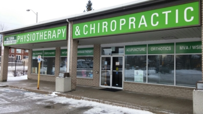 Altona Physiotherapy - Physiotherapists & Physical Rehabilitation - 905-509-8900