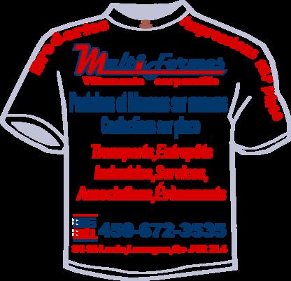 Multiformes Vêtements Corporatifs Inc - Uniforms