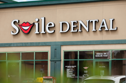 Smile Dental - Dentistes - 780-449-5467