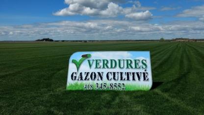 Les Verdures Michel Bouchard - Gazon et service de gazonnement - 418-345-8552