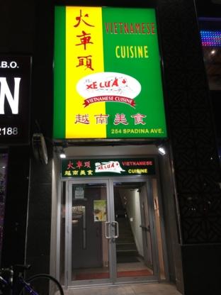 Xe Lua Restaurant - Vietnamese Restaurants - 416-703-8330