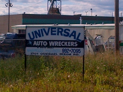 Universal Auto Wreckers Ltd - Car Wrecking & Recycling