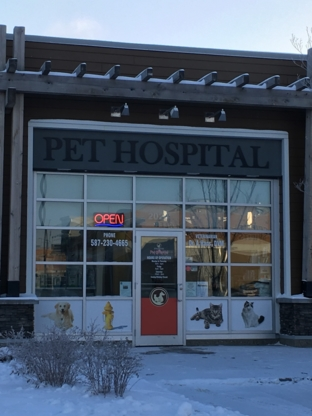 Healthy Paws Forward Veterinary Hospital - Hôpitaux et centres hospitaliers - 403-475-7297
