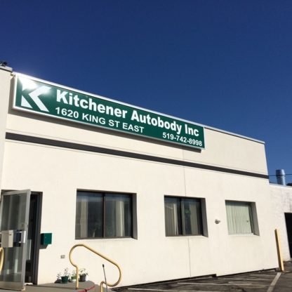 Kitchener Autobody Inc. - Auto Body Repair & Painting Shops
