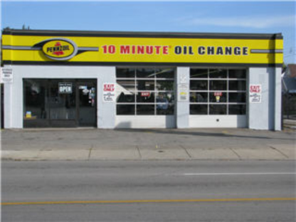 Pennzoil 10 Minute Oil Change - Oil Changes & Lubrication Service