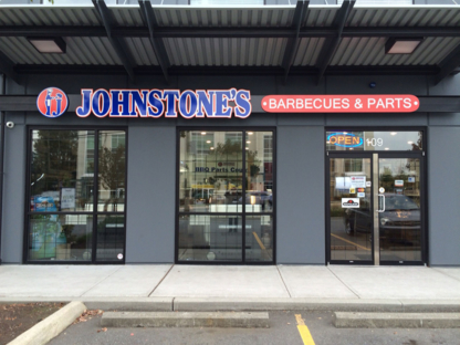 Johnstone's BBQ's & Parts - Barbecues & Accessories - 604-372-4055