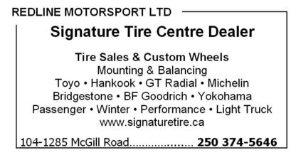 Redline Motorsport Ltd - Car Repair & Service - 250-374-5646
