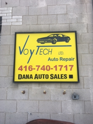 Voy Tech Auto Repair - Car Repair & Service - 416-740-1717
